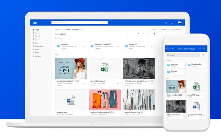 Box launches integration with Microsoft Outlook - ARN