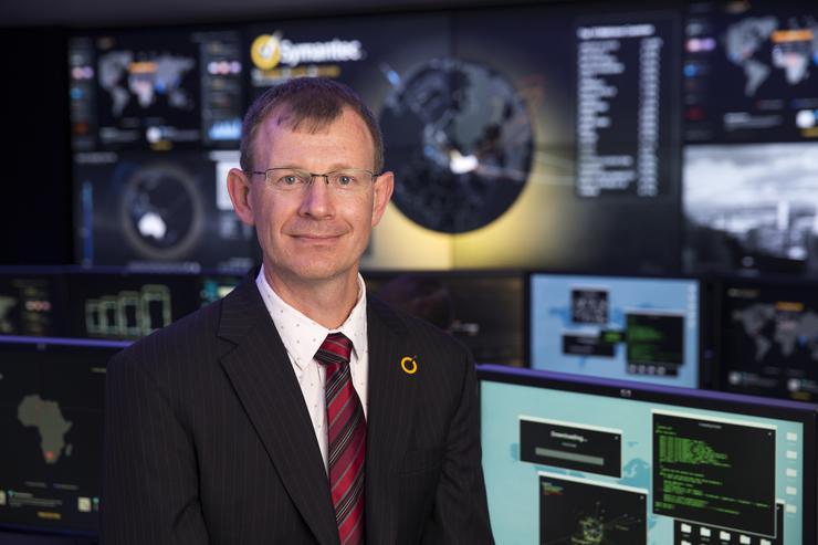 Symantec's Brian Fletcher