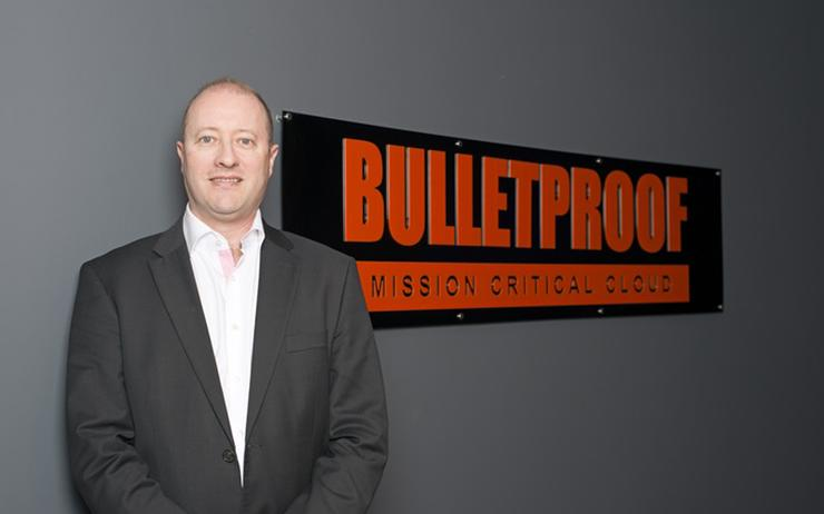Bulletproof co-founder and chief executive, Anthony Woodward