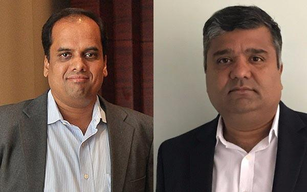 Kota Subramanya and Suresh Halnur (Central Data Systems)