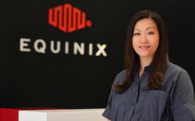 Yee May Leong (Equinix)