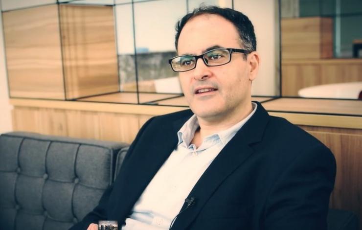 Dropsuite CEO, Charif El-Ansari. (Dropsuite)