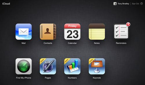 Pages, Numbers, and Keynote join the iCloud ranks.