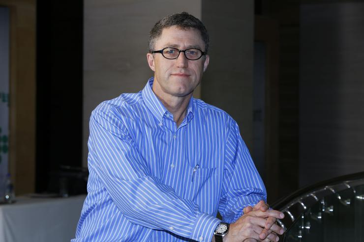 Congnizant Australia and New Zealand head, John Burgin