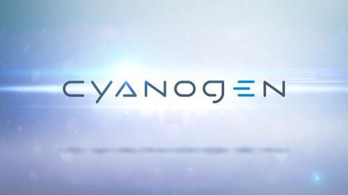 The Cyanogen logo.