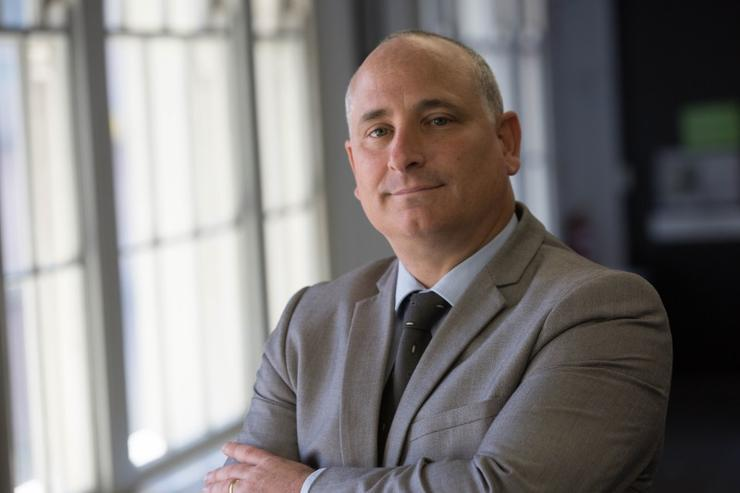 New Fortinet Australia country manager, Dale Nachman