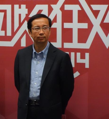 Alibaba's new CEO Daniel Zhang.