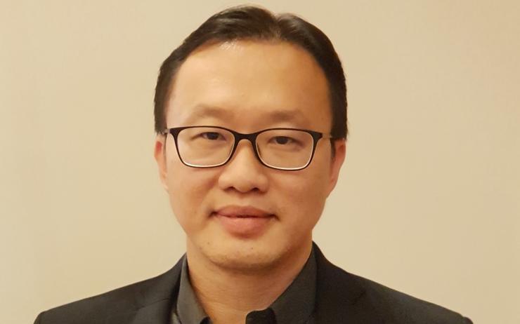 Danny Wong (Vertiv)