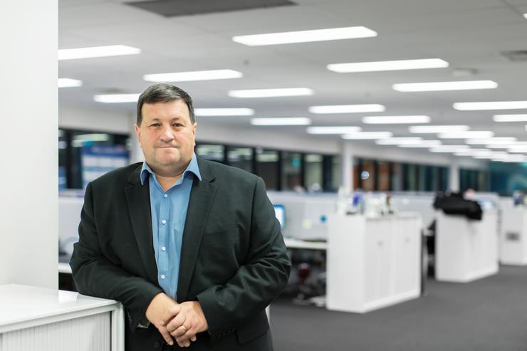 David Lenz - CEO and managing director, Hills