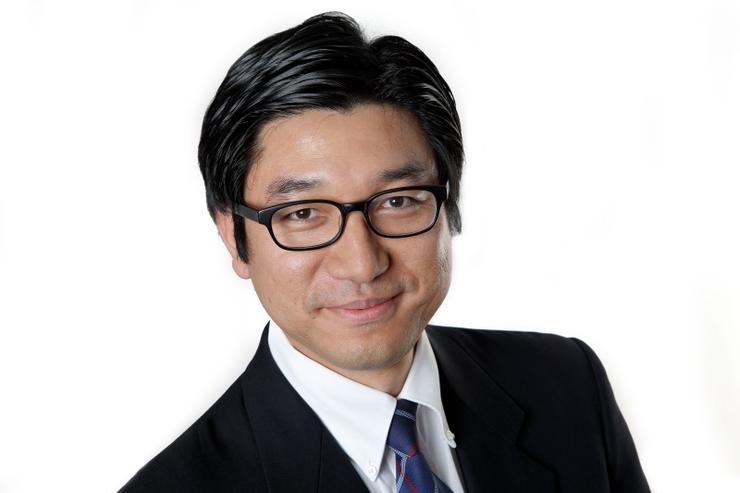 Dennie K. Kawahara, OKI Data Australia managing director