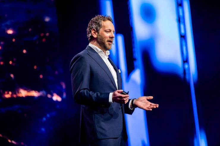 Derek Roos (Mendix CEO)