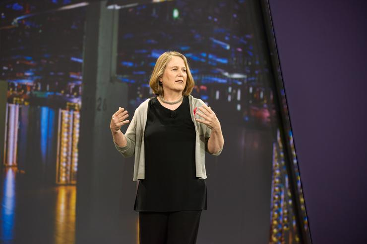 Diane Greene - Senior Vice President, Google Cloud
