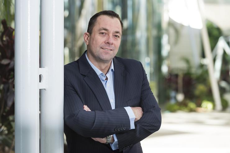 Inabox Group CEO, Damian Kay