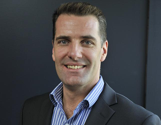 Exclusive Networks APAC managing director, Dominic Whitehand