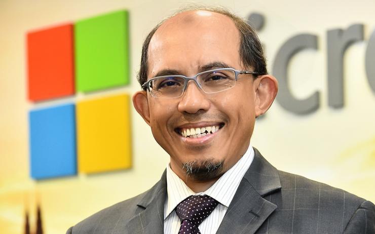 Dr Dzahar Mansor (Microsoft Malaysia)