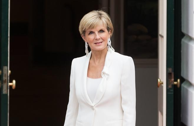 Julie Bishop - Australian Foreign Minister