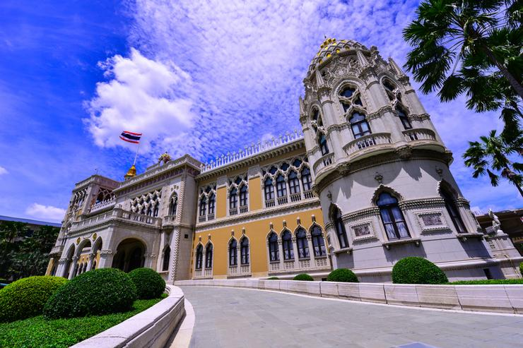 Government building in Thailand