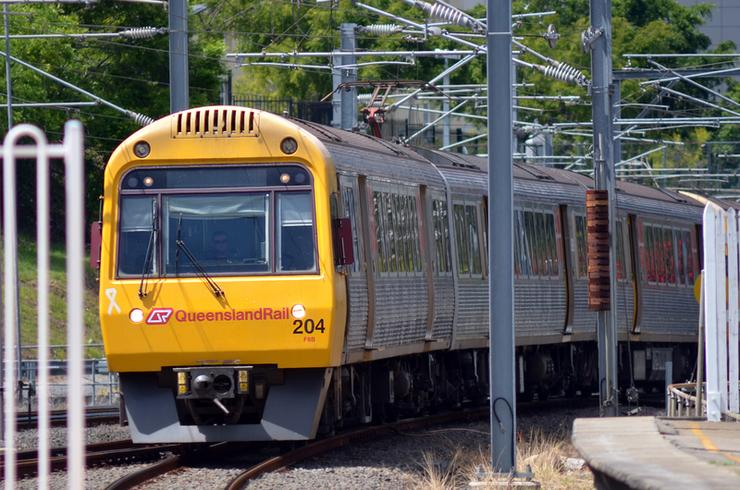 DXC wins $94M deal with Queensland Rail - ARN