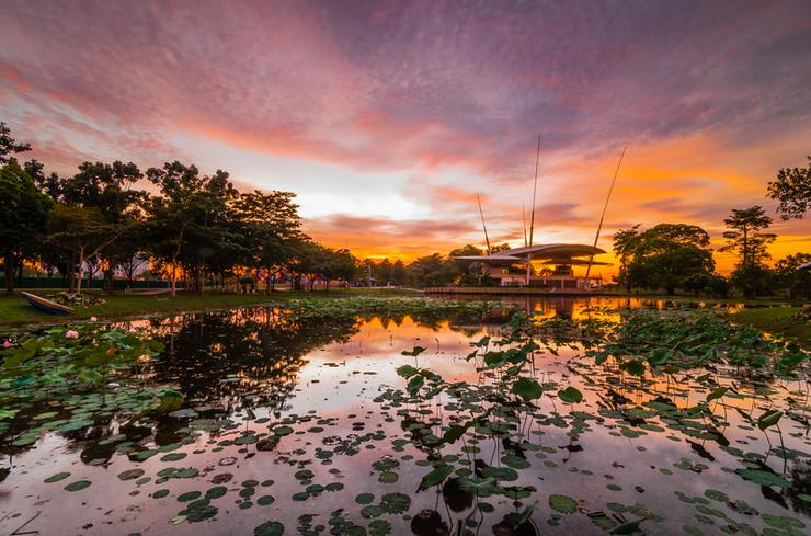 Cyberjaya Lake Gardens