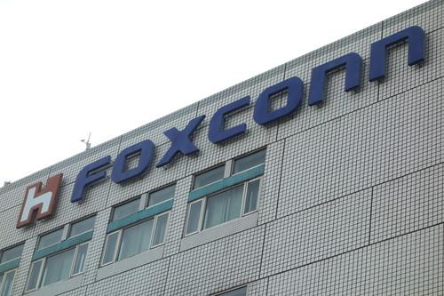 Foxconn's offices in Taipei