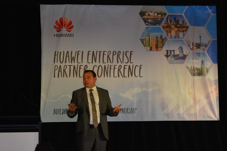 Leo Lynch - Director of channels, Huawei Australia