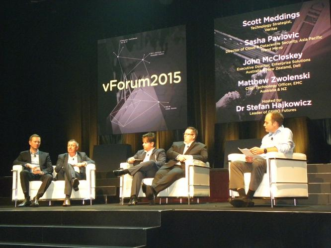 vForum 2015: Businesses to face the impacts of an automated future, says panel