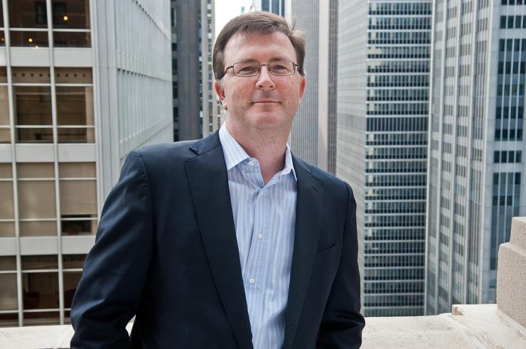 Former Nuix CEO, Eddie Sheehy