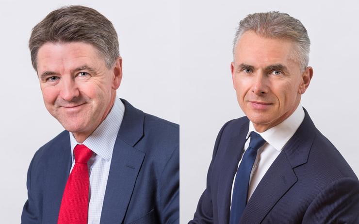 Hugh Richards and Mark Nesbitt (TMT Partners)
