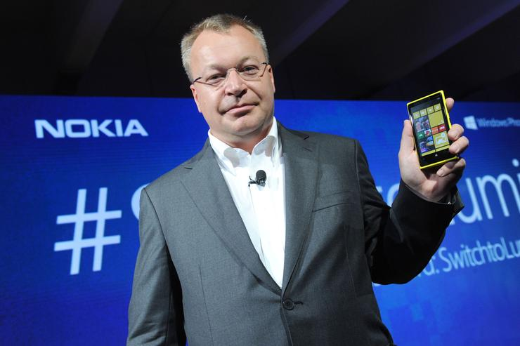 Stephen Elop - Group executive of  technology, innovation, and strategy, Telstra