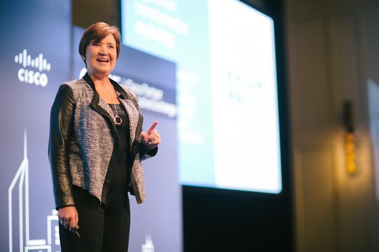 Wendy Bahr - Senior Vice President of Global Partner Organisation, Cisco