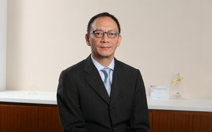 Larry Tam (Equinix Hong Kong)