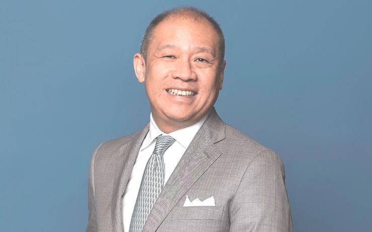 Ernest Cu (Globe Telecom)