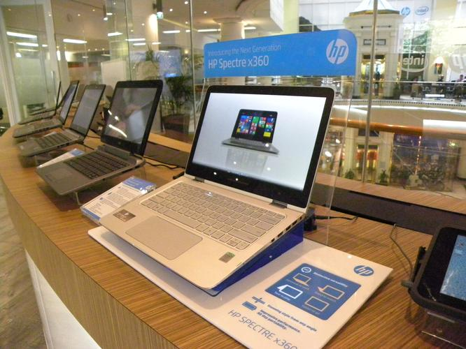 A look inside the HP Experience Centre in Melbourne