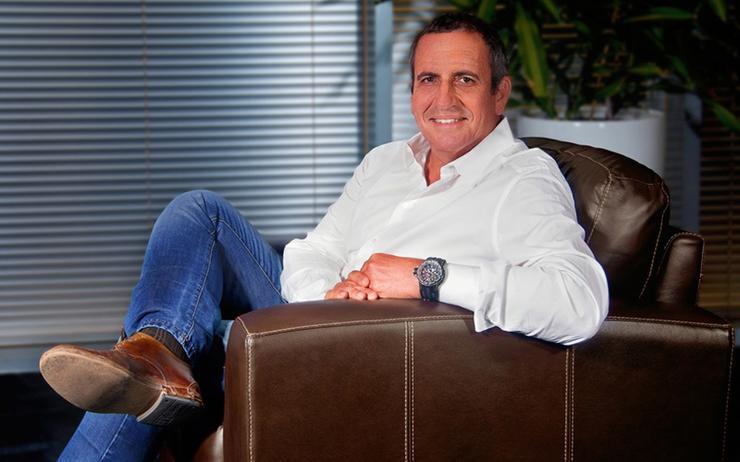 Eyal Waldman (CEO - Mellanox)