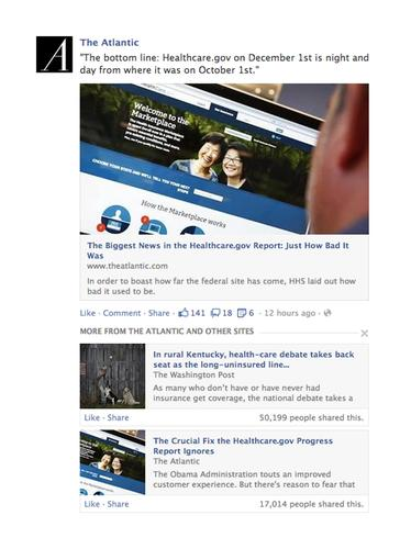 Welcome to the new Facebook News Feed.