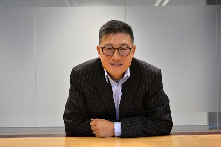 Ingram Micro A/NZ chief country executive, Felix Wong