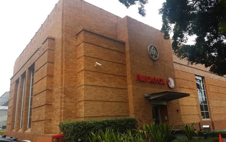 Fuji Xerox Australia Rosehill warehouse, Sydney