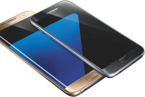 Samsung Galaxy S7. Image: VentureBeat