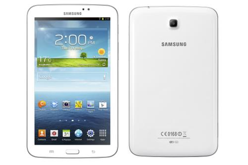 The 8-inch Galaxy Tab 3.