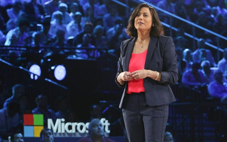 Gavriella Schuster (Microsoft)