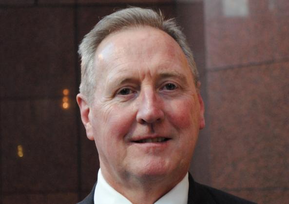 Genesys managing director, Gordon Clubb.