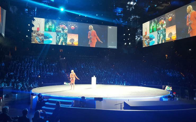 Ginni Rometty - Chairman and CEO, IBM