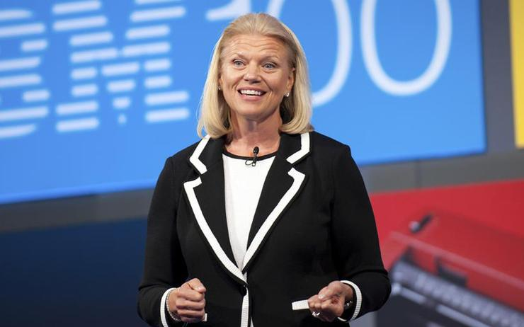 Ginni Rometty (IBM)