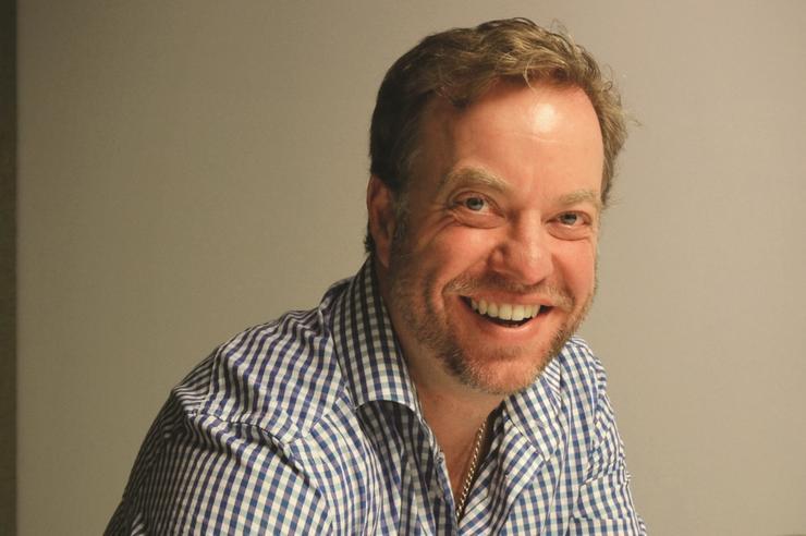 Yellowfin founder, Glen Rabie