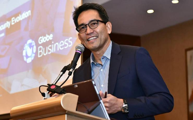 Peter Maquera (Globe Business)
