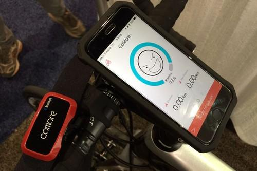 An upcoming $150 tracker called GoMore promises to approximate users' stamina capacities based on their heart rate.