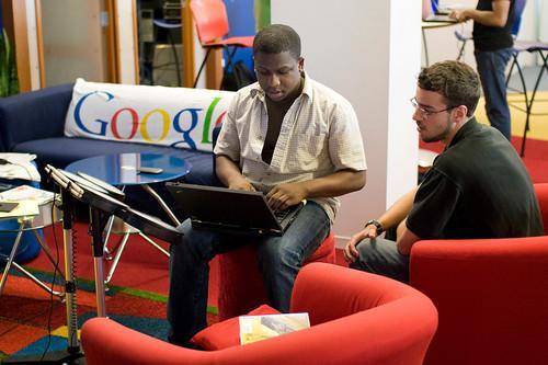 Google's TechStop in Chicago