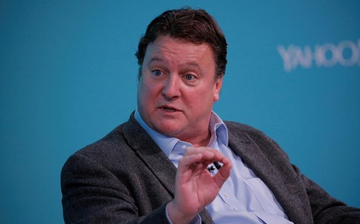 Symantec chief Clark makes a sudden exit as sales fall Featured