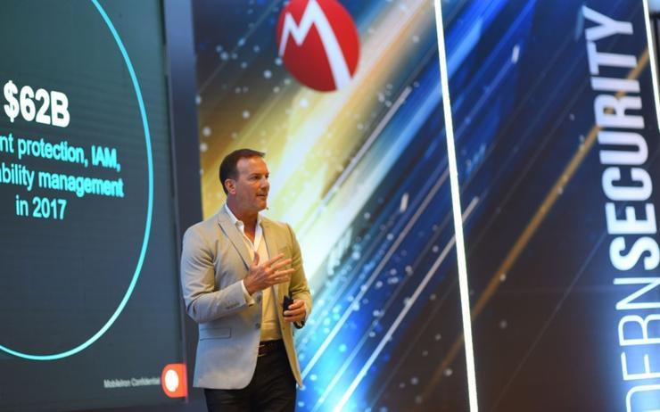 Greg Randolph - SVP of Worldwide Sales, MobileIron