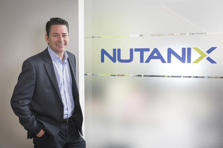 Howard Fyffe - former managing director of Australia and New Zealand, Nutanix